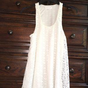 Socialite size S lace mini dress